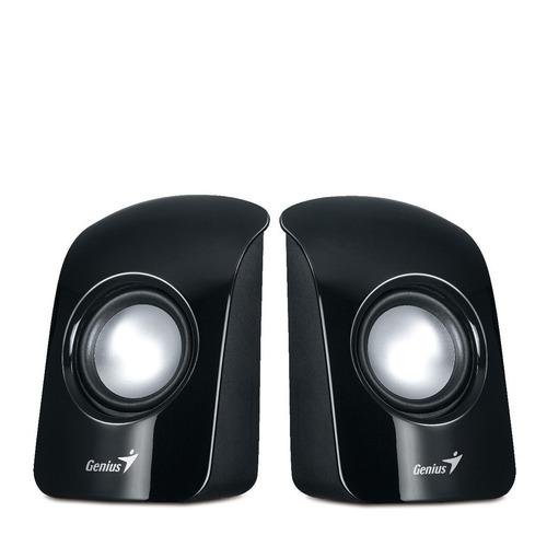 genius sp-u115 parlantes 1.5 watts usb - barulu