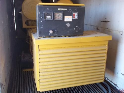 genrador caterpillar sr4  año 1993 motor 3516 8547