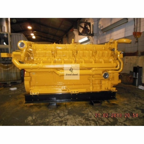 genset | generador caterpillar d399 c/radiador negociable