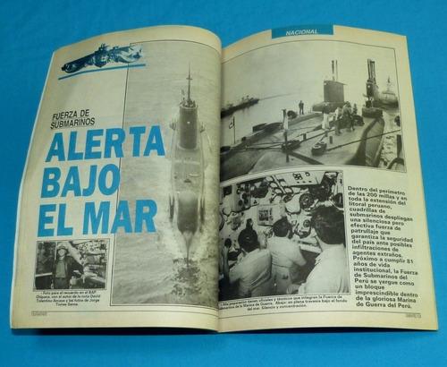 gente 1992 nubeluz estefanía mónaco fuerza submarinos diana