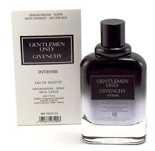 Gentlemen Only Givenchy Tester Perfume La Intense Plata 100v bf7gYv6y