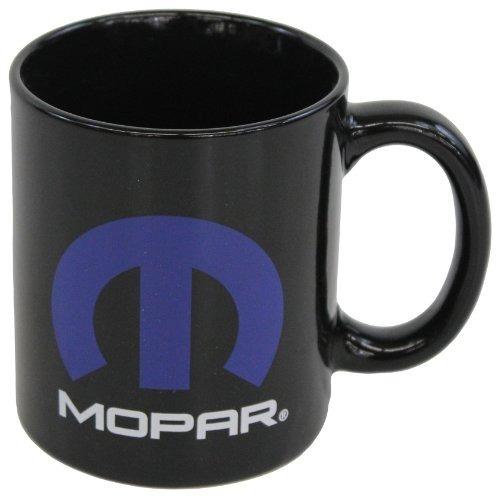 genuina a69092842n mopar negro taza de café