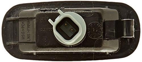 genuine chrysler 55077459aa fender marker lamp