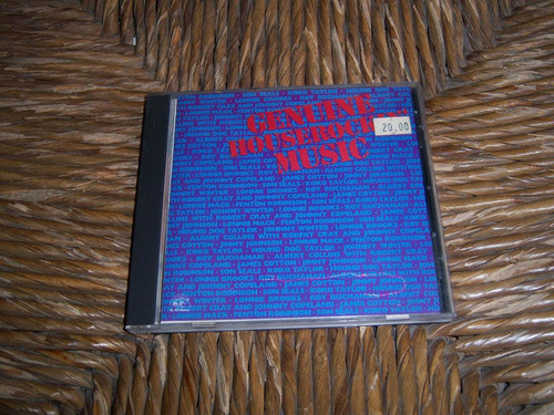 genuine houserockin' music . alligator records . made in usa