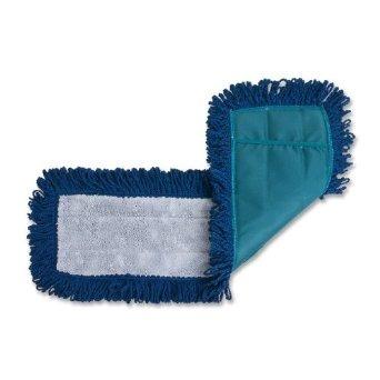 genuine joe gjo47524 micro fibra polvo mop 24  ancho verde