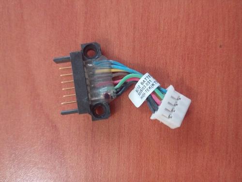 genuino cable conector batería hp probook 4440s 50.4si03.031