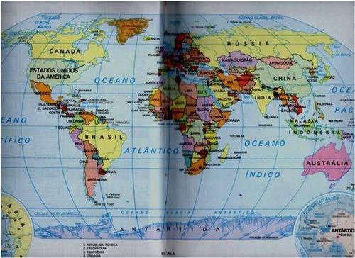 geoatlas - maria elena simielli - 17ª ed. 1995 geografia