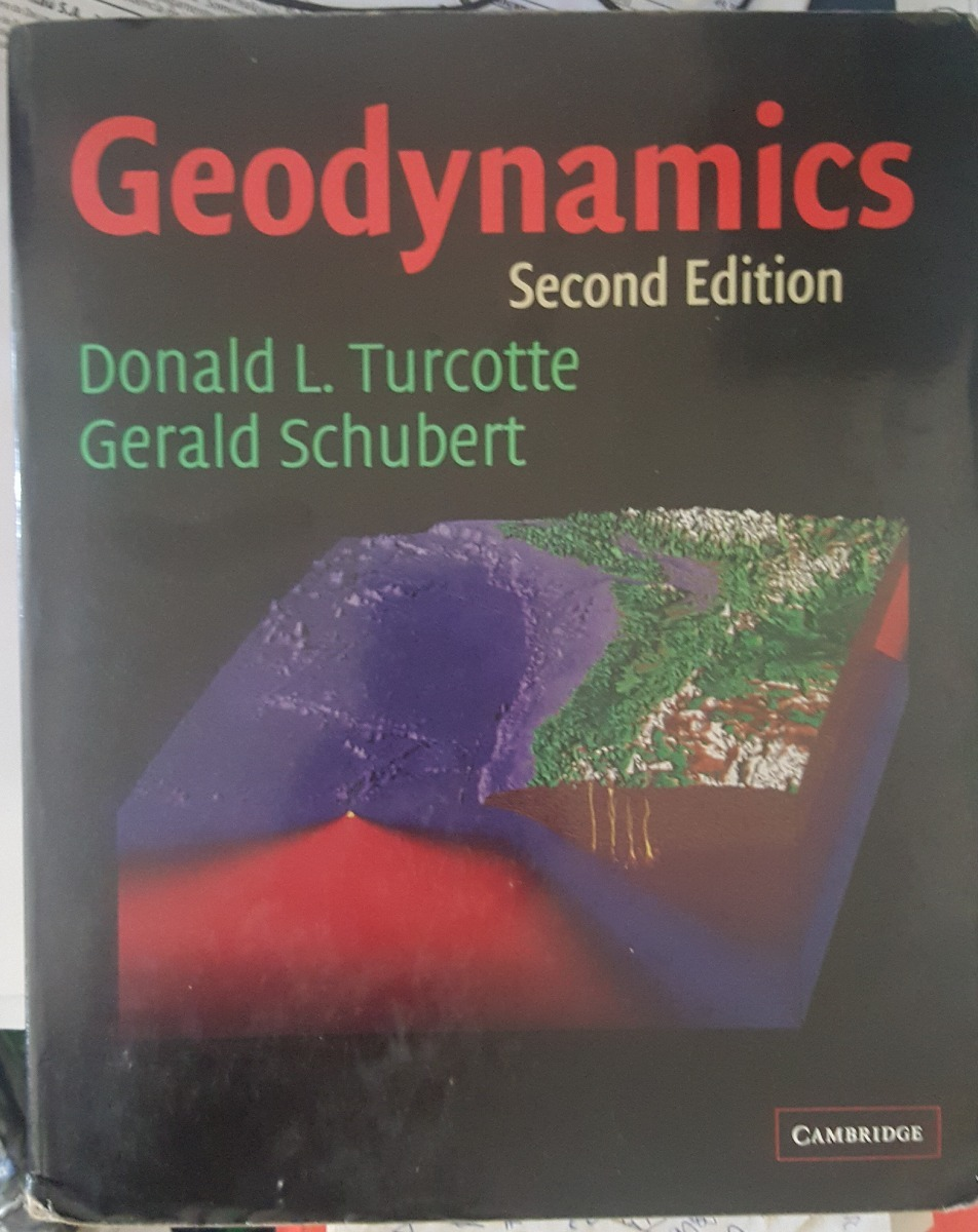 GEODYNAMICS DONALD L TURCOTTE PDF DOWNLOAD