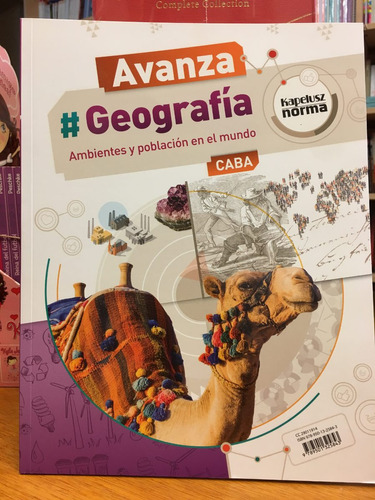 geografia 1 - avanza - kapelusz