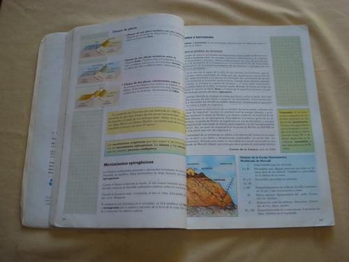 geografía 1. cacace y borgognoni. editorial stella. 1995