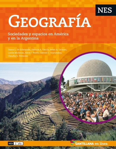 geografia 3 argentina sociedades espacio en linea santillana