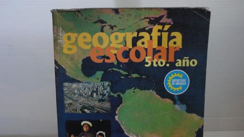 geografía 5 primaria. budano, castro. edit. monteverde.