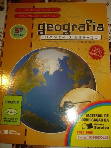 geografia 5ª série elian alabi lucci & anselmo lazaro branco