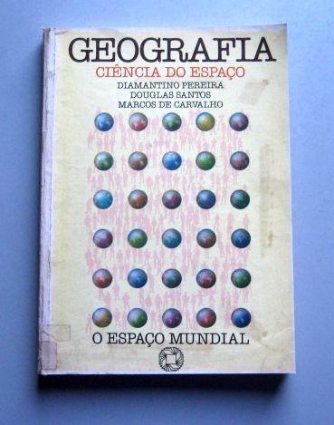 geografia ciência do espaço - pereira - santos - carvalho