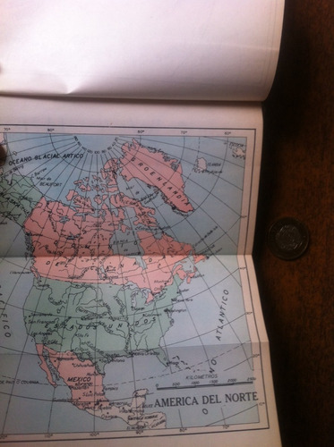 geografia de america / jorge l. tamayo