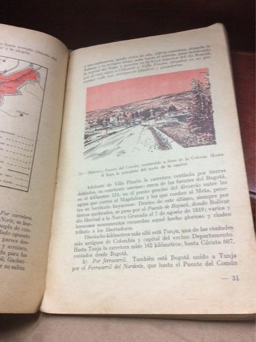 geografía e historia de cundinamarca