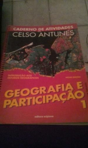 geografia e participação 1 celso antunes caderno de atividad
