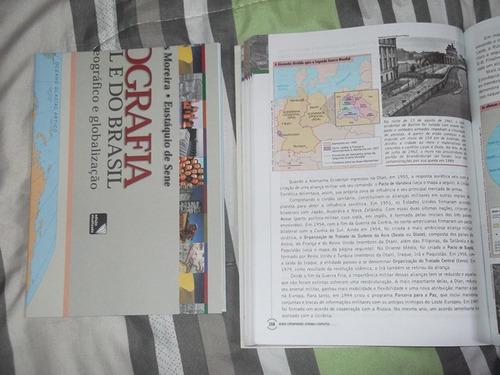 geografia espaço geográfico e globalizado - moreira e sene