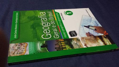 geografia geral e do brasil - volume 1