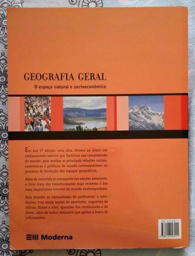 geografia geral lygia terra