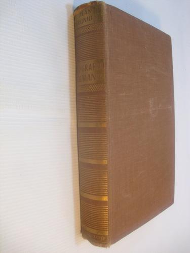 geografia humana. juan brunhes 1948