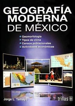 geografia moderna de mexico 14/ed - tamayo / trillas env exp