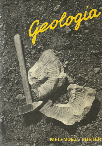 geología. bermudo meléndez, josé mª fuster.