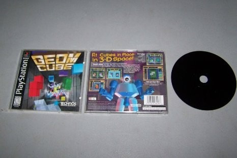 geom cube    ps1 compatible con ps2