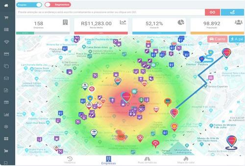geomarketing para negócios e franquias