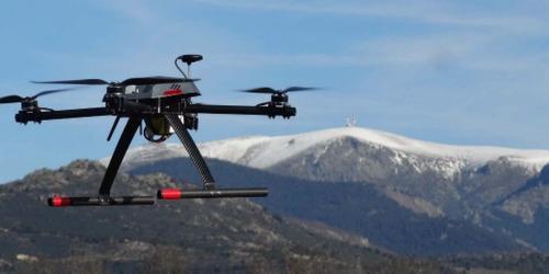 geomatica topografia drone fotogrametria teledetección