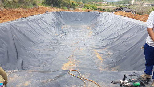 geomembrana de hdpe venta e instalación