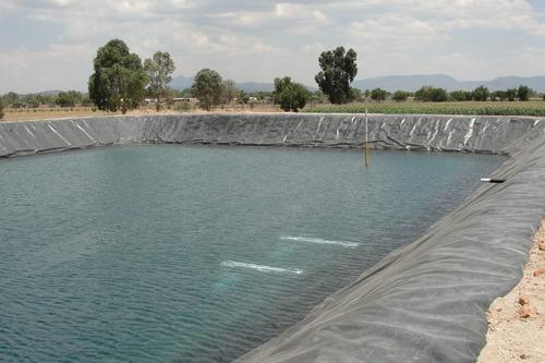 geomembrana embalse de agua 1 mm