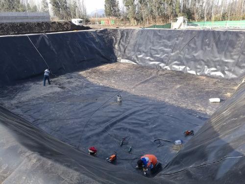 geomembranas geotextil venta e instalación en todo el país