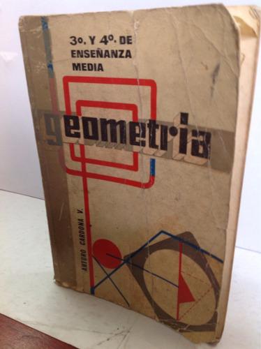 geometría. arturo cardona v. segunda edición.