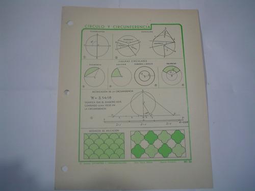 geometria ornamentacion circulo circunferencia della penna