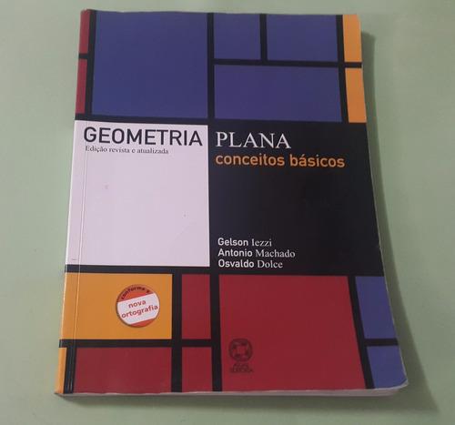 geometria plana, conceitos básicos