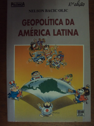 geopolítica da américa latina - nelson bacic olic