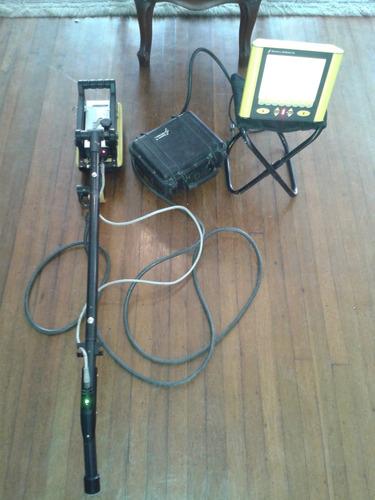 georadares y detectores de metales