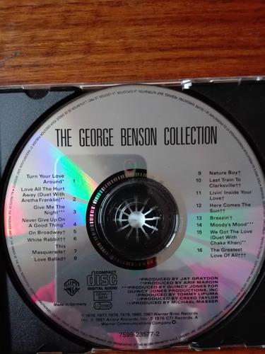 george benson - collection - 1981 - warner - germany - cd