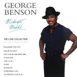 george benson - midnight moods - cd - original!!!