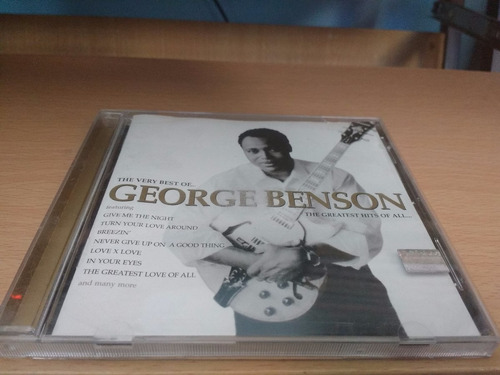 george benson the greatest hits of all