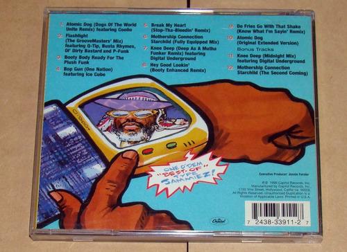 george clinton greatest funkin' hits cd usa / kktus