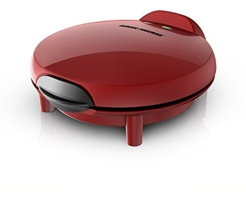 george foreman electric quesadilla maker rojo gfq001