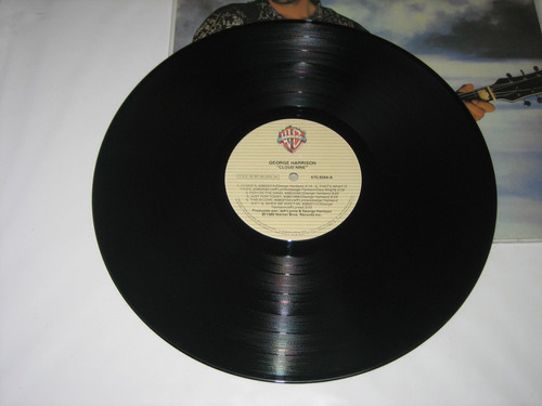 george harrison - cloud nine - 1988 - lp