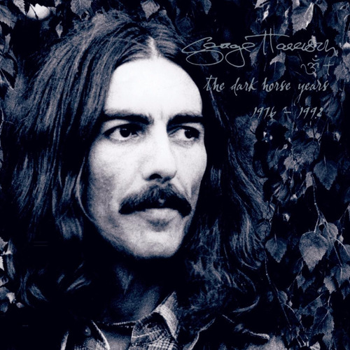 george harrison: dark horse years 1976 - 1992  box set