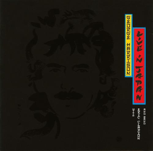 george harrison en vivo japon 2 cd con eric clapton nuevo
