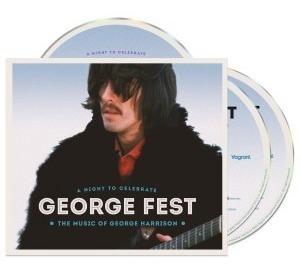 george harrison fest jones wilson astbury 2 cds + dvd kktus