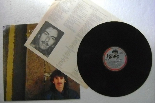 george harrison / somewhere in england  1 disco lp vinilo