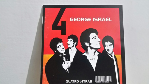 george israel - cd quatro letras
