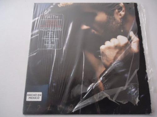 george michael / faith vinyl lp acetato